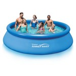 "Summer Waves Quick Set 12' x 30"" Round Pool"