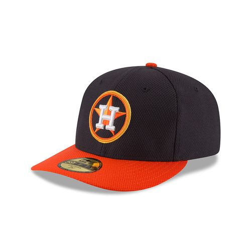 New Era Men's Houston Astros 59FIFTY Low Crown Cap