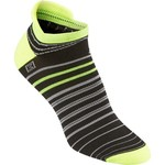 Brooks Adults' Radical Lightweight Low-Cut Tab Running Socks