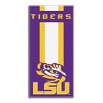 The Northwest Company Louisiana State University Zone Read Beach Towel