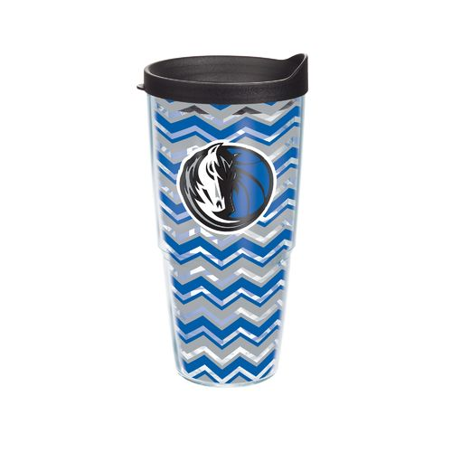 Tervis Dallas Mavericks Chevron Wrap 24 oz. Tumbler with Lid
