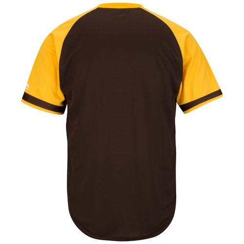 Majestic Men's San Diego Padres Cooperstown Cool Base 1978 Replica Jersey