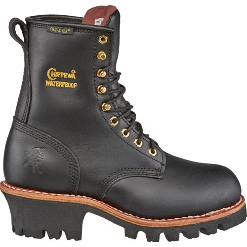 Chippewa Boots® Women's Oiled Steel-Toe Logger Boots
