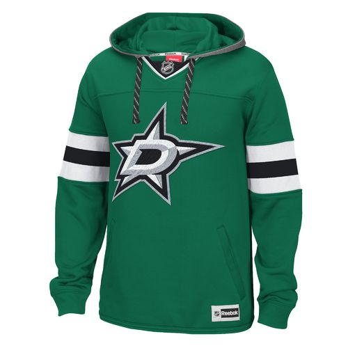 Reebok Men's Dallas Stars Face Off Jersey Pullover