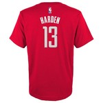 adidas™ Boys' Houston Rockets James Harden #13 High Definition T-shirt