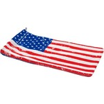 Oakley USA Flag Microclear Sunglasses Cleaning/Storage Bag - view number 1