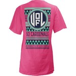 Three Squared Women's University of Louisville Cheyenne T-shirt