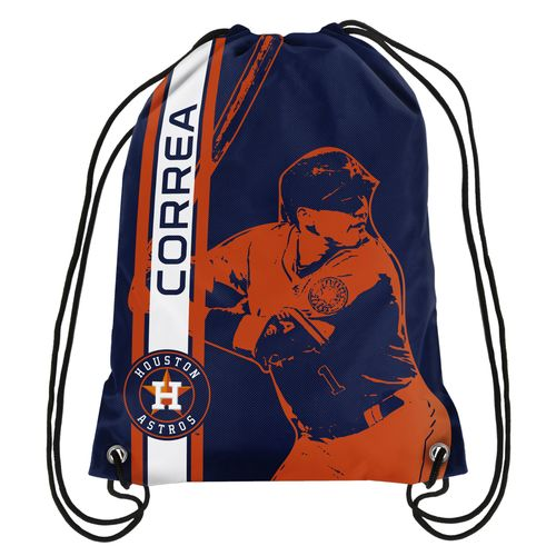 Forever Collectibles™ Houston Astros Carlos Correa #1 Drawstring
