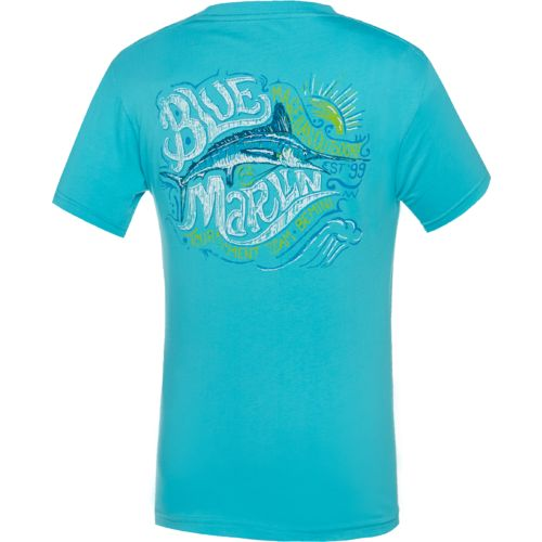 Magellan Outdoors™ Men's Blue Marlin Tournament Team Pocket T-shirt