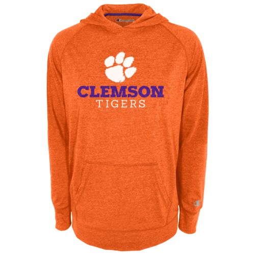 Champion™ Men's Clemson University Raglan Pullover Hoodie
