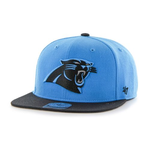 '47 Carolina Panthers Lil Shot 2-Tone Captain Cap