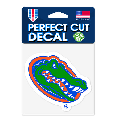 WinCraft University of Florida Perfect Cut 4' x 4' Decal