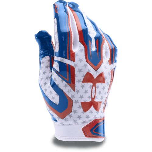 Under Armour™ Men's F5 Graphic Football Gloves