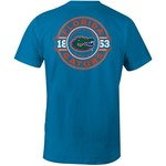 Image One Men's University of Florida Rounds Comfort Color Short Sleeve T-shirt