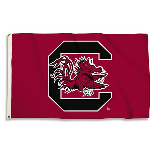 BSI University of South Carolina 3'H x 5'W Flag