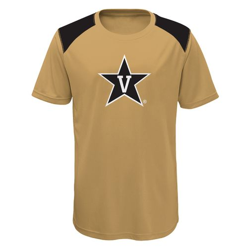 Gen2 Boys' Vanderbilt University Ellipse Performance Top - view number 1
