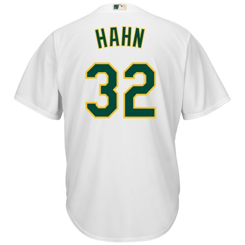 Majestic Men's Oakland Athletics Jesse Hahn #32 Cool Base Replica Jersey