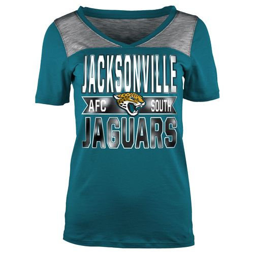 5th & Ocean Clothing Juniors' Jacksonville Jaguars Foil