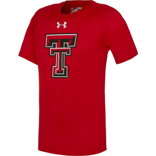Under Armour Men's Texas Tech University Tech T-shirt