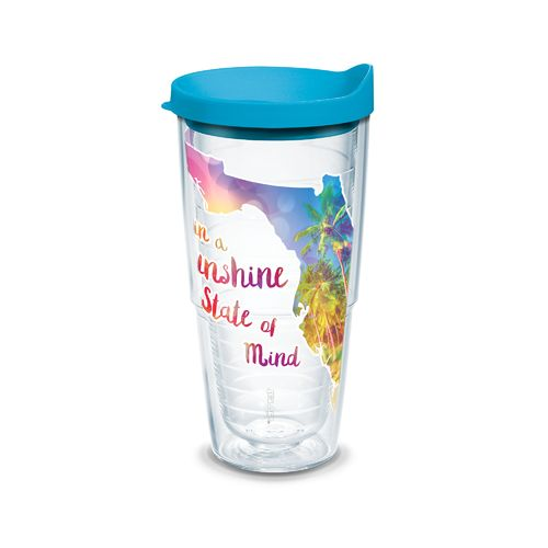 Tervis Florida Sunshine 24 oz. Tumbler with Lid - view number 1