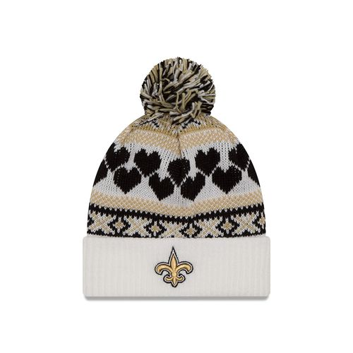 New Era Women's New Orleans Saints Winter Cutie Knit Cap