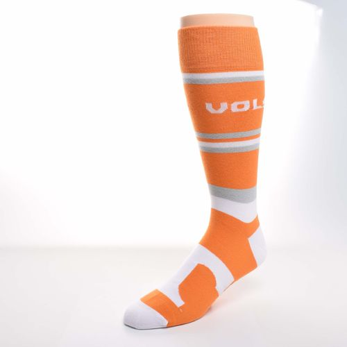 For Bare Feet Men's University of Tennessee Dress Socks