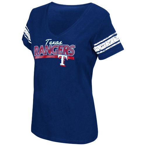 G-III for Her Women's Texas Rangers First Pick T-shirt