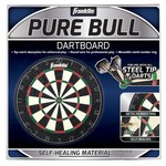 Franklin Pure Bull Bristle Dartboard - view number 3