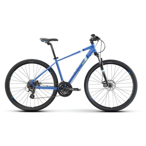 Diamondback Women's Calico 700c 21-Speed Dual-Sport Hybrid Bike - view number 2