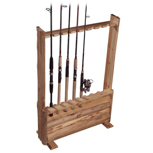 Rush Creek 8-Rod Rack
