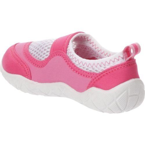 O'Rageous Toddler Girls' Aquasock II Water Shoes - view number 3