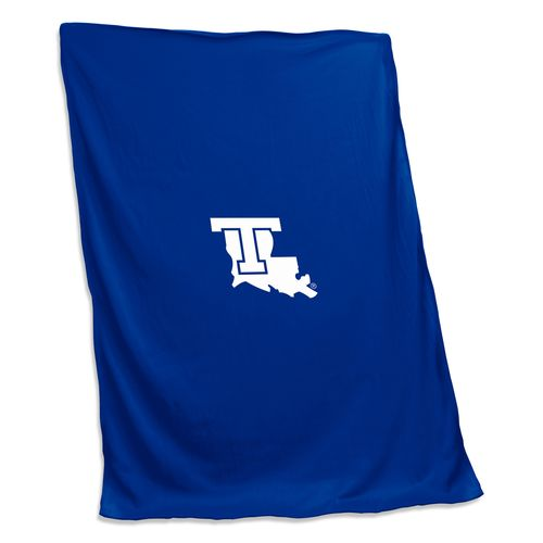 Logo™ Louisiana Tech University Sweatshirt Blanket