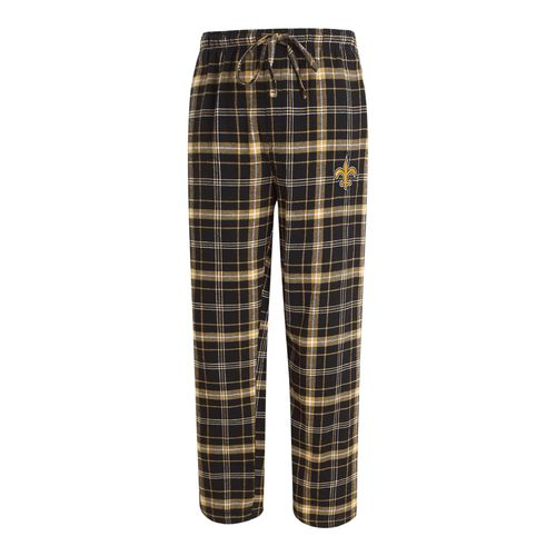 Concepts Sport Men's New Orleans Saints Ultimate Flannel Pant