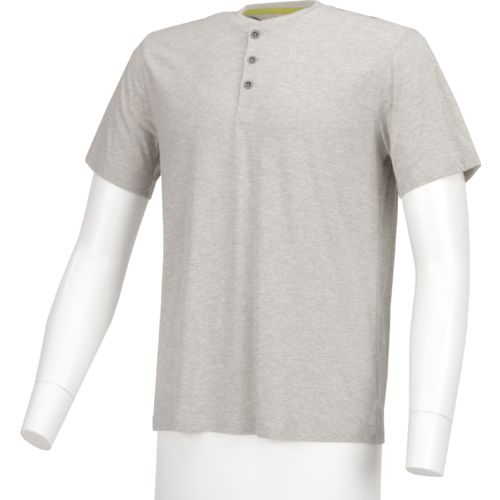 Display product reviews for Magellan Outdoors Men's Cedar Creek Henley Hang T-shirt