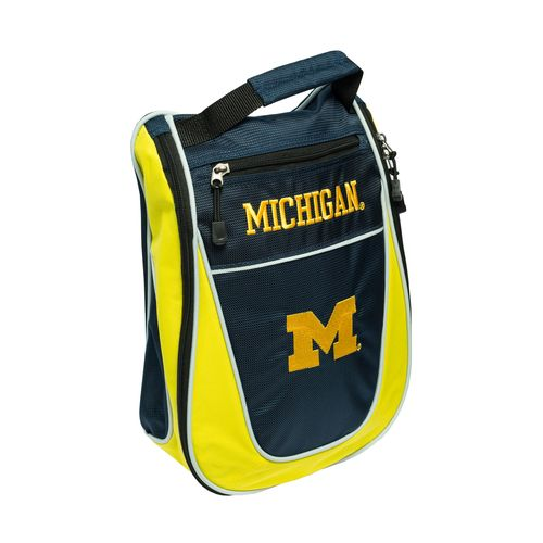 Team Golf University of Michigan Golf Shoe Bag