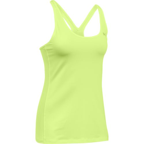 Under Armour Women's HeatGear Racer Tank Top