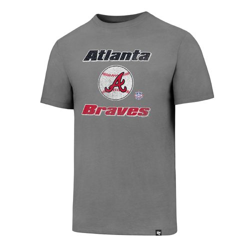 '47 Atlanta Braves Stacked Knockaround Club T-shirt - view number 1