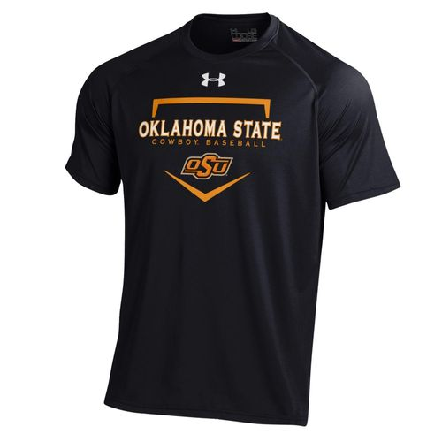 Under Armour Men's Oklahoma State University Tech T-shirt
