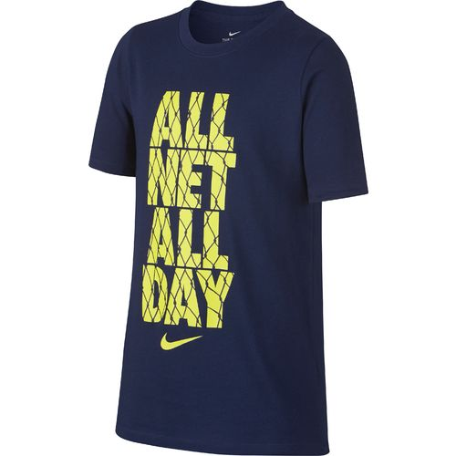 Nike Boys' Dry All Nets T-shirt