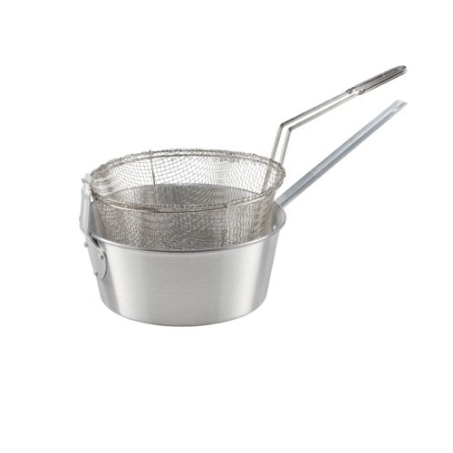 Outdoor Gourmet 8 qt. Pan and Basket Set - view number 2