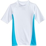 O'Rageous Boys' Short Sleeve Rash Guard - view number 4