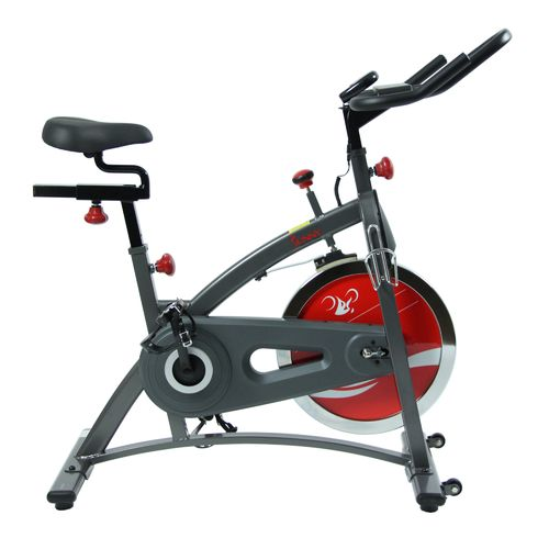 Sunny Health & Fitness Belt Drive Indoor Cycling Bike - view number 2