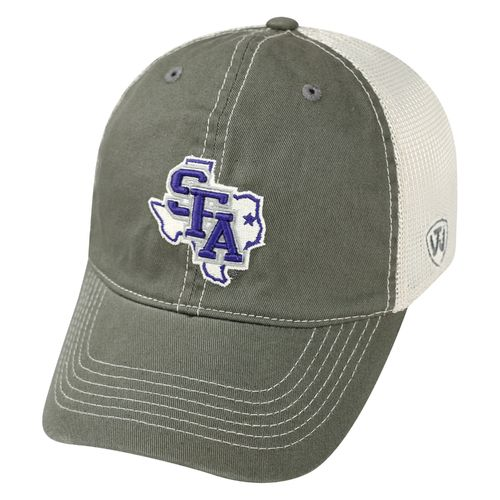 Top of the World Adults' Stephen F. Austin State University Putty Cap