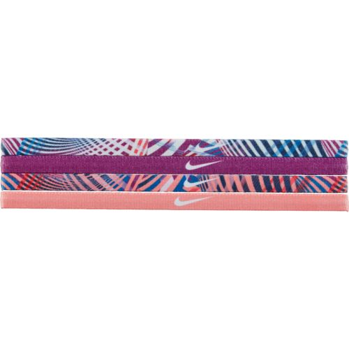 Nike Girls' Assorted Headbands 4-Pack - view number 1