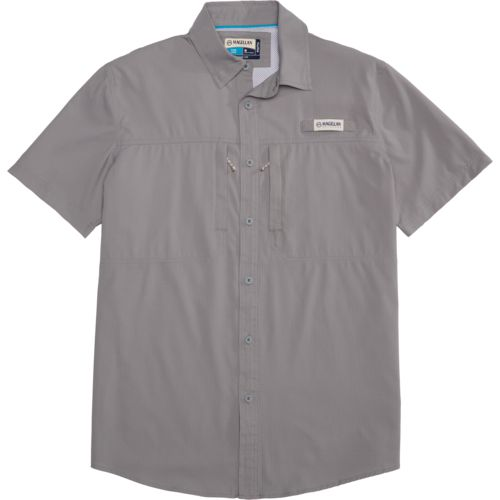 Magellan Outdoors Men's Falcon Bay Short Sleeve Fishing Shirt - view number 4