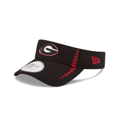 New Era Men's University of Georgia Speed Visor