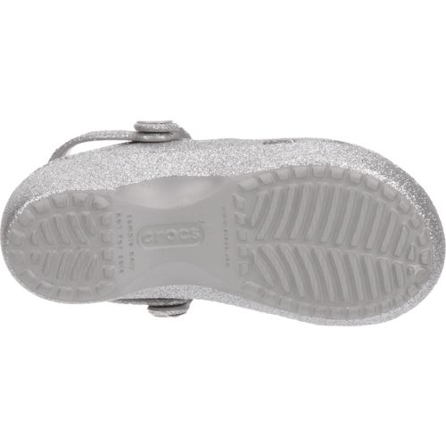 Crocs™ Girls' Karin Sparkle Clogs - view number 5