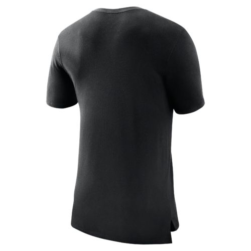 Nike™ Men's University of Georgia Enzyme Droptail T-shirt - view number 2