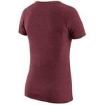 Nike Women's University of Alabama Triblend V-neck T-shirt - view number 2