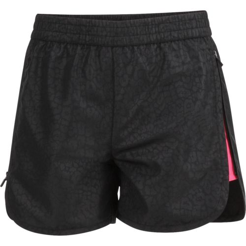 BCG Girls' Woven Embossed Short